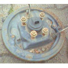 Bremstrommel System ABS Opel Kadett D / E / Astra F Satz - GM / Vauxhall / Daewoo Nexia 9.79 - 8.94 - gebrauch