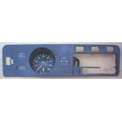 Armaturen Einsatz VW Golf 1 - Classik / Diesel Display weiß 180 km/h / Tacho / Tank Anzeige - 9.73 - 8.91 - Ko