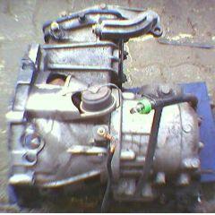 Getriebe Automatic TJ Golf / Jetta / Scirocco / Vento - VAG / VW / Audi - Automaticgetriebe - gebraucht