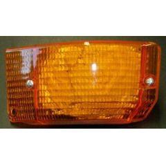 NEU + Blinker / Blinklicht / Blinkleuchte Audi 200 43 L / Glas / gelb - 9.76 - 8.86 - Audi Coupe Quattro 81 /
