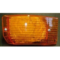 NEU + Blinker / Blinklicht / Blinkleuchte Audi 200 43 R / Glas / gelb - 9.76 - 8.86 - Audi Coupe Quattro 81 /