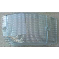 NEU + Blinker / Blinklicht / Blinkleuchte Audi Coupe Quattro 81 / 85 Q R / Glas / weiß - 9.76 - 8.88 - Audi 20