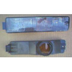 NEU + Blinker / Blinklicht / Blinkleuchte VW Golf 2 19 .2 schwarz / Rauchfarbe - VAG / VW / Audi / 9.87 - 8.91