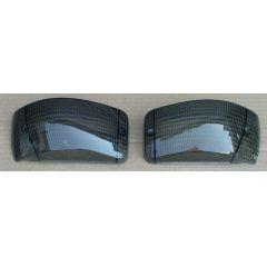 NEU + Blinker / Blinklicht / Blinkleuchten Audi 200 44 / C4 Satz / Gläser schwarz - 9.86 - 8.94 + + + NEU