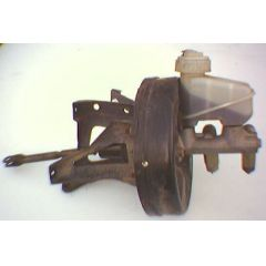 Bremskraftverstärker m. HBZ Opel Kadett E  - GM Vauxhall / Daewoo 9.83 - 8.91 - Satz mit Hauptbremszylinder -