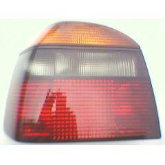 NEU + Rückleuchten / Heckleuchten VW Golf 3 1H0 / grau - rot / Rücklicht Satz - 9.91 - 8.97 + Original - Hella