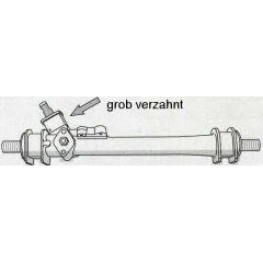 NEU + Lenkgetriebe Seat Ibiza / Cordoba / Toledo 19 .2 grobverzahnt - 9.91 - 8.02 - VW Golf 2 / Jetta 2 19 .2