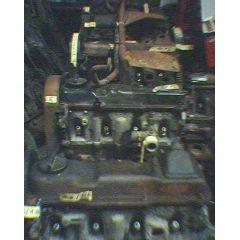 Motor VW / Audi 1.8 DS MS / 66KW Saugmotor / Typ 2 wie Abb. - VAG Audi 80 / Coupe / VW Golf / Jetta / Passat /
