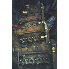 Motor VW / Audi 1.3 2G HS / 40KW Saugmotor wie Abb. - VAG VW Polo / Derby / Golf / Jetta / u.a. - 4 Zylinder o