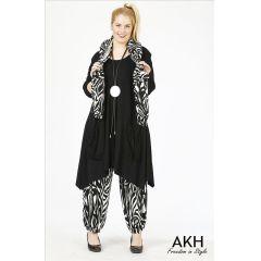 AKH Fashion - Lagenlook Tunika große Größen