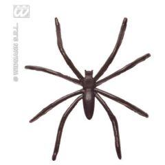 Spinnen - schwarz - 50 Stück - Kunststoff ca. 50 mm