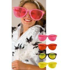 Brille Jumbobrille, Riesenbrille (Erwachsene) - Sonderpreis