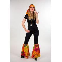 Hippie - Set - Beinstulpen und Stirnband - für Erwachsene - Made in Germany