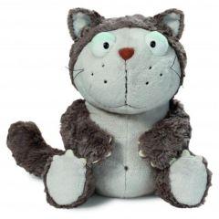 Nici Plüschtier Katze Lazy, 25 cm, Schlenker, 39024