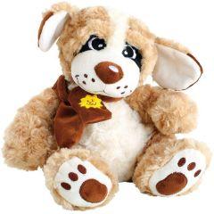 Kuscheltier Hund Plüschtier 35cm