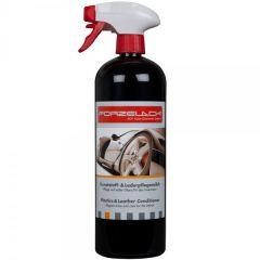 Kunststoff- u. Lederpflegemilch
