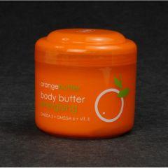 ZIAJA Orangebutter Bodybutter 200 ml GP4,95Euro/ 100 ml m. Sheabutter, Olivenöl