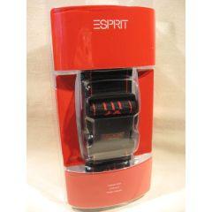 Esprit Koffergurt Kofferband schwarz rot