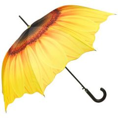 Von Lilienfeld Stockschirm Regenschirm Sonnenblume