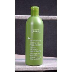 (GP12,00Euro/L) Ziaja Olivenöl Shampoo 400 ml regenerierend