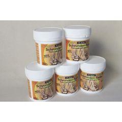 Schrundensalbe bei rauer,rissiger Haut 5 x 125 ml Dr.Sachers