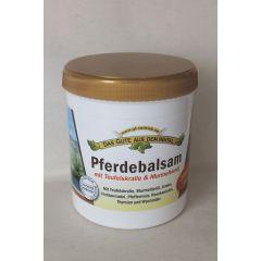 Pferdebalsam mit Teufelskralle und Murmeltieröl 500 ml