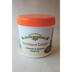 Sanddorncreme 200ml ohne Parfum,Parabene und Farbstoffe Handcreme