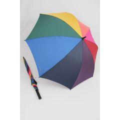 Esprit Golfschirm Stockschirm Regenschirm bunt