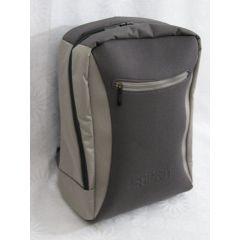 ESPRIT Cocktail Hybrid Backpack Rucksack grau taupe