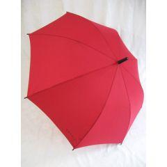 Esprit  Regenschirm Stockschirm rot