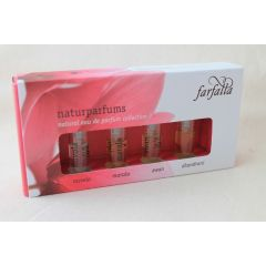 Farfalla Naturparfum Geschenkset Collection 1
