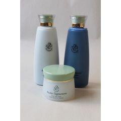 Hagina Gesichtspflegeset Azulen Kamille 3-teilig