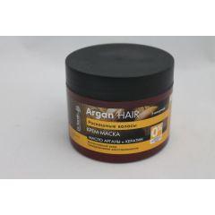 Arganöl Haarmaske Haarkur mit Keratin 300 ml Dr.Sante