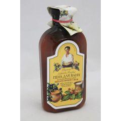 Schaumbad Milch und Honig 500 ml Badeschaum mit Seifenwurzel  Agafia