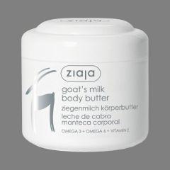 ( 4,95Euro/100 ml ) Ziaja Ziegenmilch Bodybutter Körperbutter 200 ml