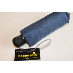Mini Automatik Regenschirm Piccomatic blau Taschenschirm 20 cm