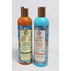 Sanddorn Shampoo & Balsam trockenes Haar und Volumen je 400 ml
