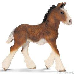 Schleich Shire Horse Fohlen