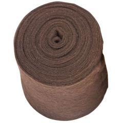 Busse Fleece-Bandage 4er-Set cacao