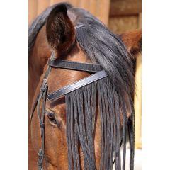 Barefoot Wechsel-Stirnband mit Fliegenschutz