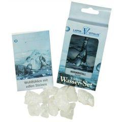 Wassersteine Bergkristall - Klarheit