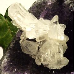 Bergkristall-Stufe Brasilien EXTRA 1a-Qualität