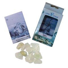 Wassersteine Beryll & Bergkristall - Weitblick