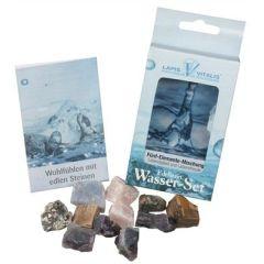 Wassersteine Fünf Elemente - Lebendigkeit und Lebensfreude