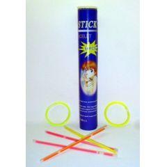 Knicklichter - Knickarmbänder - Leuchtstäbe - 10 Stück - Setpreis