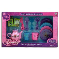 Küchenset für die Spielzeugküche - Küchenutensilien - Kinderspielzeug