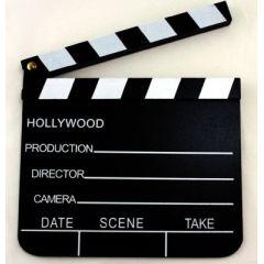 Regieklappe - 20 x 18 cm - Filmklappe