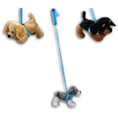 Hund am Stab - zum Spielen - tolles Kindergeschenk für Hundeliebhaber