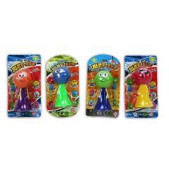 Hüpfendes Männchen - Springender Clown - witziges Spielzeug