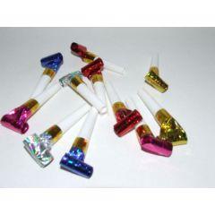 Luftrüssel glitzernd - in verschiedenen Farben - Tröten einzeln erhältlich